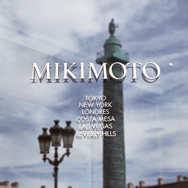 世界中で出会えるMIKIMOTO