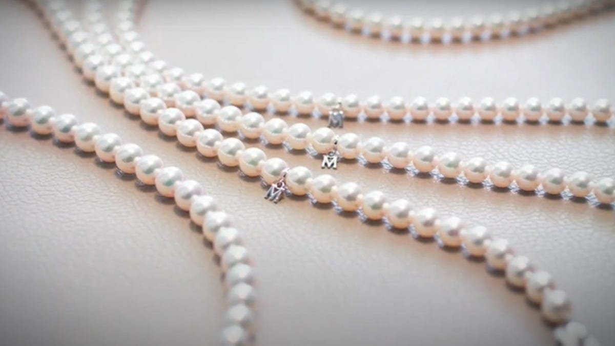 The Mikimoto Necklace Floor