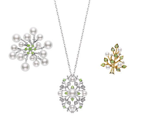 Demantoid Garnet Collection