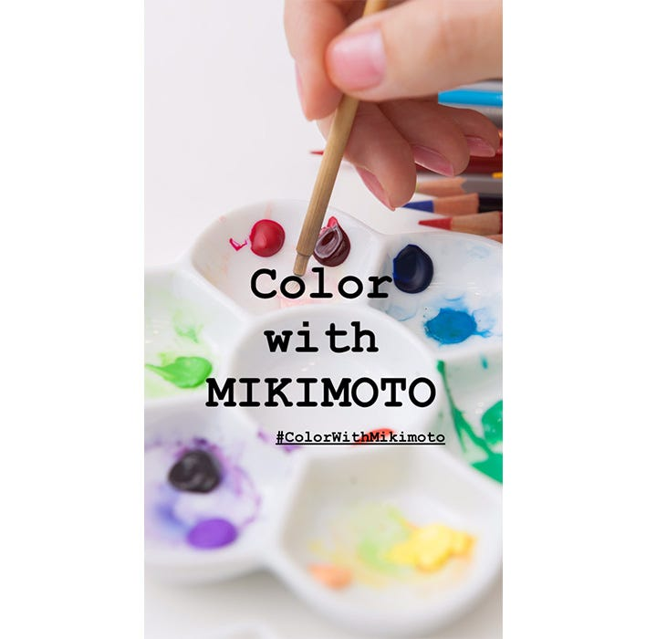 Color with Mikimoto