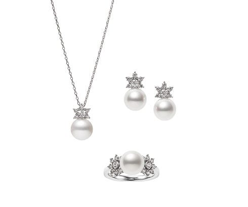 Basic Selection Pearl Jewellery