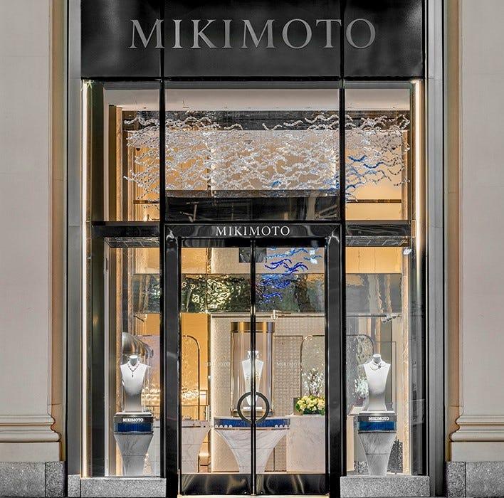 MIKIMOTOニューヨーク旗艦店がリニューアルオープン