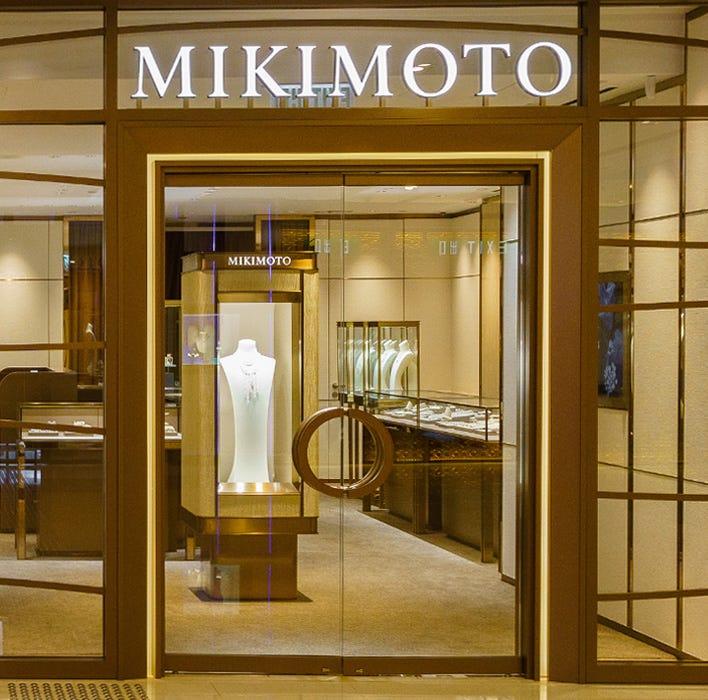 香港のミキモトifc店がリニューアルオープン