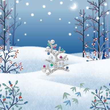 Mikimoto Holiday Collection
