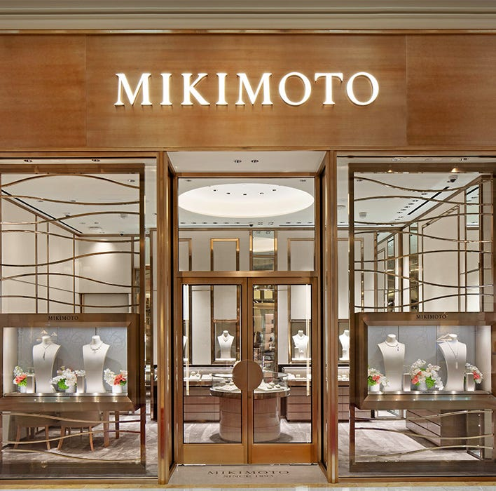 ミキモトラスベガス店がリニューアルオープン