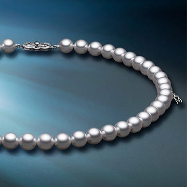 Celebrate 30 years of love, friendship, and unity in style with our beautiful range of pearl jewellery.